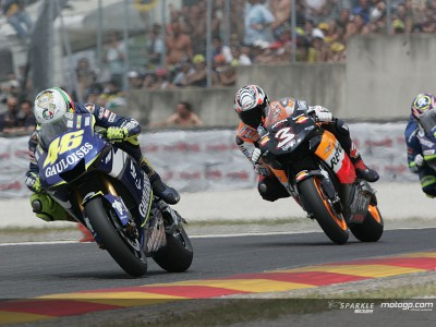 GP d'Italie : Course