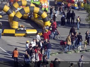 Fiesta del motor en el Circuito de Valencia