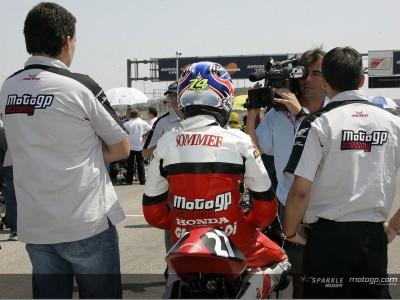 La MotoGP Academy alla ricerca di nuovi talenti