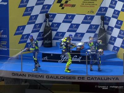 GP Katalonien: Das Rennen