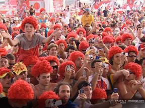 I fan del MotoGP
