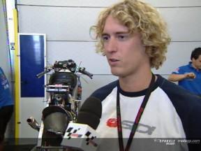 Anthony West wird eine Aprilia im Kiefer Racing Team fahren