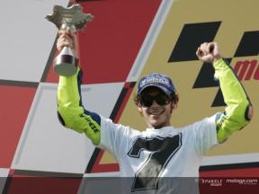 Rossi holt sich seinen 7. Titel in Sepang