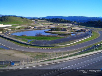 Track improvements continue at Mazda Raceway Laguna Seca