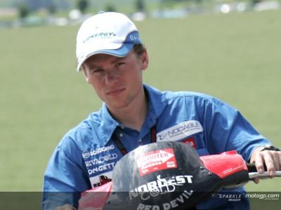 Jenkner lascia il MotoGP