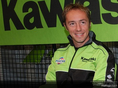 Jacque excited about new phase for Kawasaki Racing