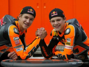 Dieter Stappert leitet das Red Bull KTM Junior Team