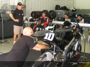 Like father like son: Kenny Roberts Jr and Sr