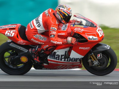 Ducati on top once again at Sepang Test´s final day