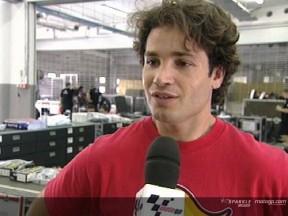 D'Antin Pramac Ducati legt den Gang ein