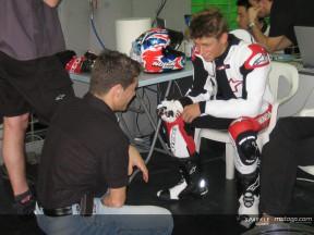 Cecchinello: 'Ich habe immer schon davon geträumt ein MotoGP Team zu führen.'