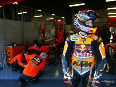 KTM conscientiously prepare new World Championship assault
