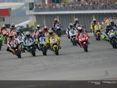 2006 MotoGP - Provisional Entry List
