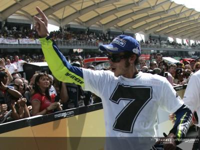 Rossi, l'homme de tous les records