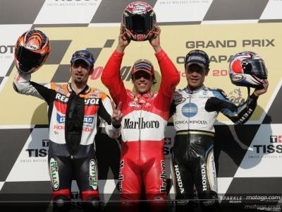 Der Japanische GP: Das Rennen