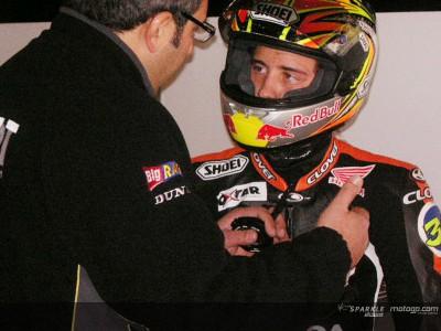 Dovizioso boucle les essais de Catalunya en force