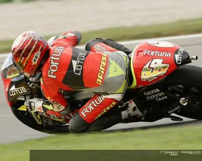Gran actividad en el Circuit de Catalunya