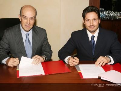 Mediaset retransmettra le MotoGP en Italie jusqu'en 2011