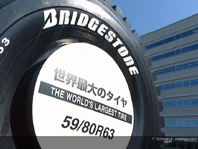 La guerra delle gomme - II parte: Bridgestone
