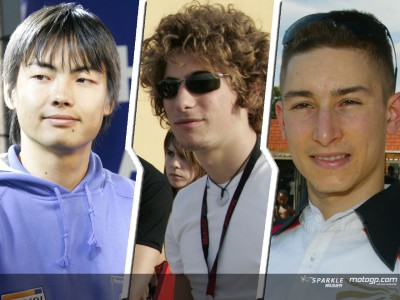 Poggiali, Aoyama, Simoncelli