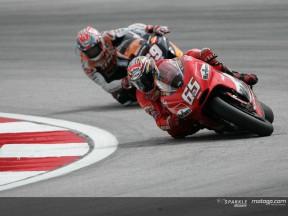 Der Malaysische GP: Das Training