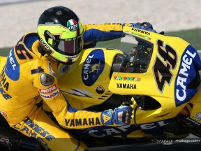 Camel Yamaha and Carlos Checa shine on Qatar Test day three
