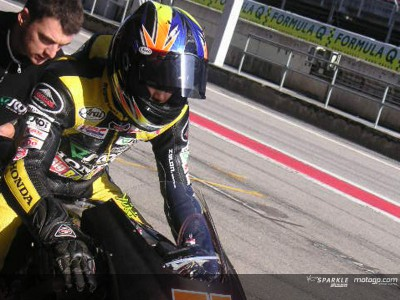 Takahashi fastest in Valencia on second day