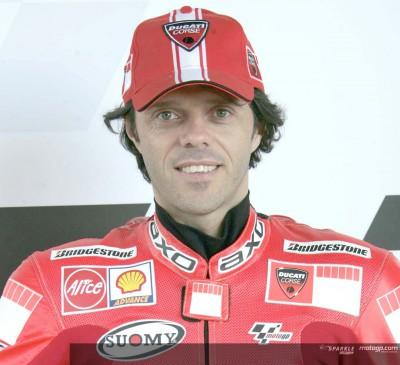 Ducati fait le plein chez Gatorade