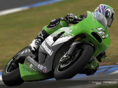 Nakano tops the Sepang Test leaderboard on day 2