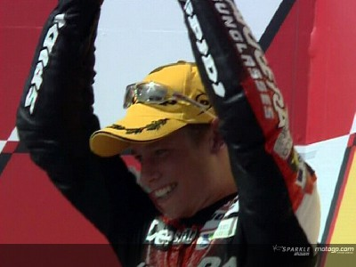 Stoner gewinnt zwei Rennen in Folge