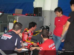 Crivillé habla sobre los jóvenes españoles de MotoGP