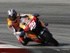Pedrosa pleased with preseason progress