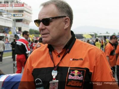 H.バートル、KTMのターゲットを説明