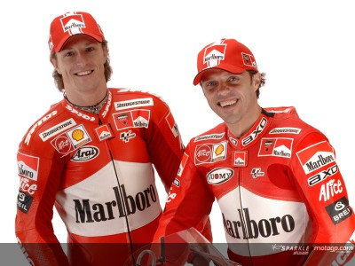 Ducati ready for MotoGP Official Test