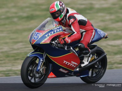 Locatelli starts well in Catalunya