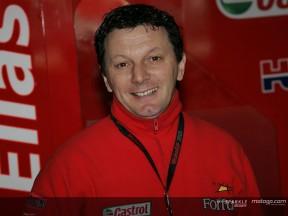 Fausto Gresini valuta il potenziale Melandri-Elias