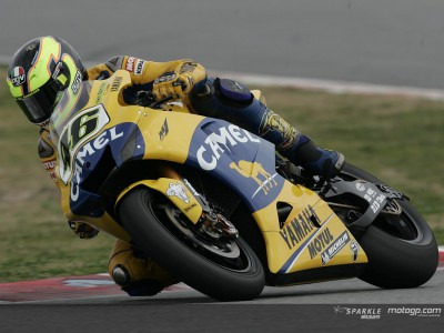 Rossi continues to head Official Test leaderboard