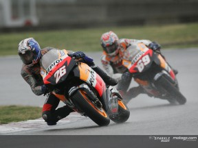 Mixed fortunes for Repsol Honda riders in Catalunya
