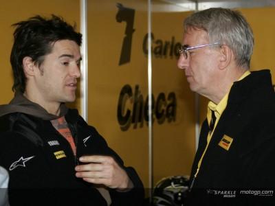 Ferguson: 'O sucesso de Checa é uma boa base de trabalho'