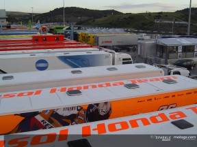 Jerez cierra la pre-temporada con el último examen de MotoGP