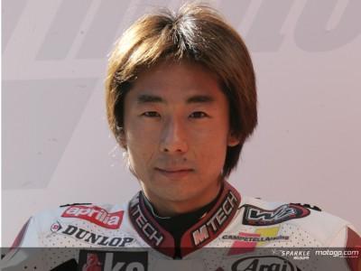 Sekiguchi, ritorno sulla pista dell'incidente