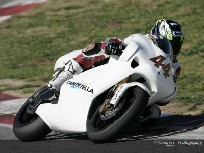 MotoGPオフィシャルテスト:250ccクラス‐FP2オフィシャルタイム