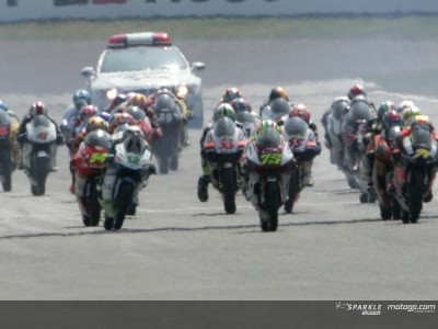 Official Entry List: 125cc riders 2006