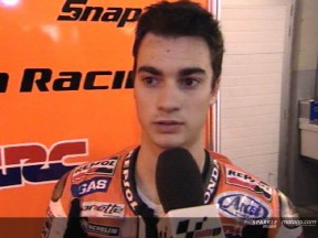 Hayden and Pedrosa draw positives from Test