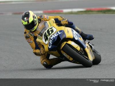 Siguen  los problemas de `chattering´ para Rossi