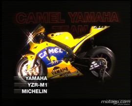 La parrilla de MotoGP 2006