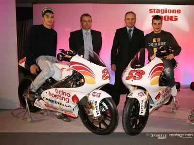 Campetella Racing präsentiert Teamaufstellung für 2006