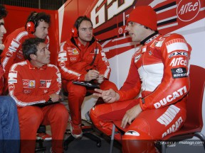 Ducati ready and raring to go