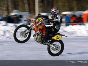 Mika Kallio... auf Eis!