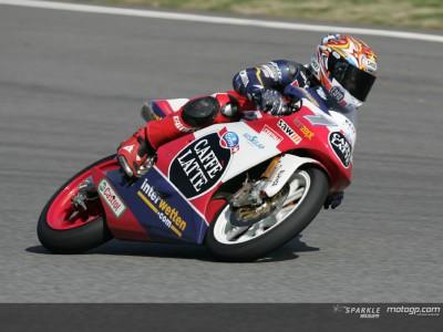 Lüthi a Jerez per la prima volta con il numero 1 sulla moto